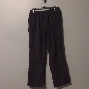 Reebok lined wind pants size Large